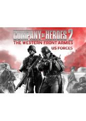 Company of Heroes 2 : The Western Front Armies - US Forces (PC)