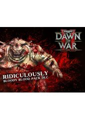 Warhammer 40,000 : Dawn of War II - Ridiculously Bloody Blood Pack DLC (PC)