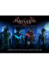 Batman: Arkham Knight - Crime Fighter Challenge Pack #1 (PC)