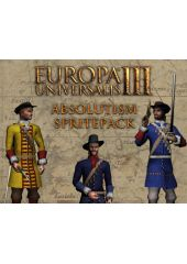 Europa Universalis III -  Absolutism Sprite Pack (PC)