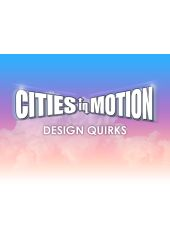 Cities in Motion: Design Quirks (PC)
