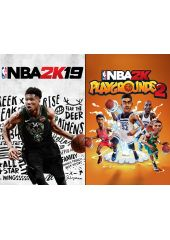 NBA 2K19 + NBA 2K Playgrounds 2 Bundle (PC)