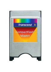 Transcend TS0MCF2PC - Картридер, Card Reader
