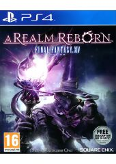 Игра для PlayStation 4 Final Fantasy XIV aRealm Reborn Online