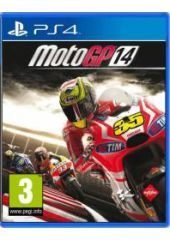 Игра для PlayStation 4 MotoGP 14