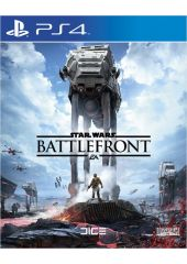 Игра для PlayStation 4 Star Wars: Battlefront (русская версия)