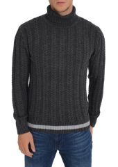 Jumper JIMMY SANDERS 19W_KM5076_ANTHRACITE