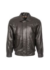 Jacket WOODLAND LEATHERS SRG705_BROWN
