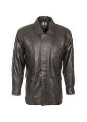 Jacket WOODLAND LEATHERS SRG707_BROWN